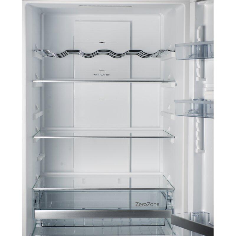 Chambers 24 Energy Star Bottom Freezer 12 Cu Ft Refrigerator