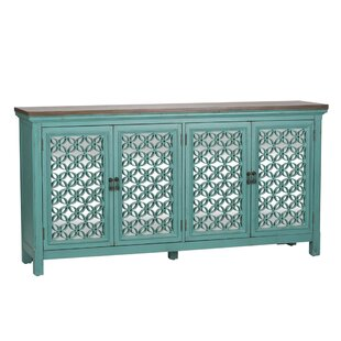 Copper 4 Door Accent Cabinet by Ophelia & Co.