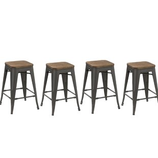 30 Stackable Bar Stool (Set of 4)