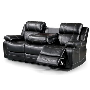Courter Reclining Sofa by Winston Porter