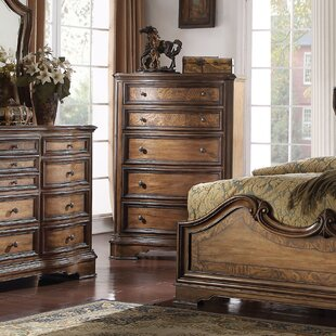 Crispin 5 Drawer Chest