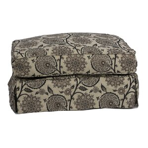 Columbus Ottoman Slipcover by August Grove
