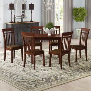 Balfor 7 Piece Extendable Dining Set by Andover Mills Newt