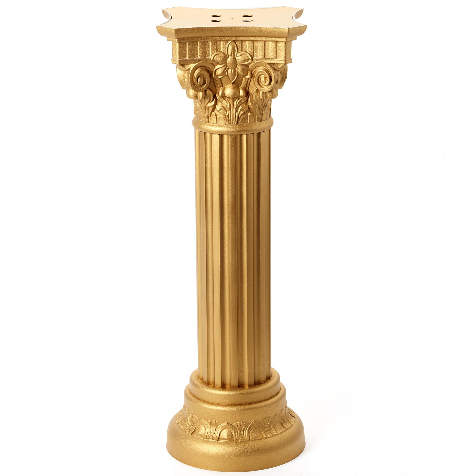 Astoria Grand Tallassee Roman Plastic Pillars Columns   Wayfair