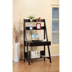 Voorhies Ladder Desk by Latitude Run Amazing