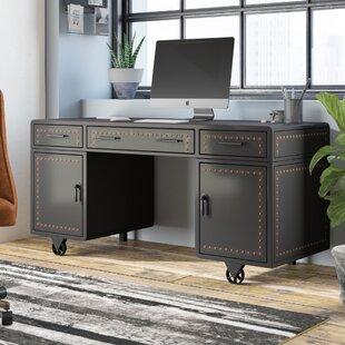 Read Reviews Jessop Executive Desk ByTrent Austin Design