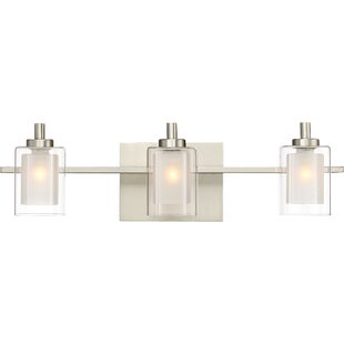 Aldrich 3-Light Vanity light By Wade Logan