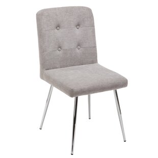 Nicolas Upholstered Dining Chair Ebern Designs
