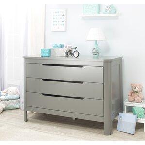 Chandler 3 Drawer Dresser by Sorelle