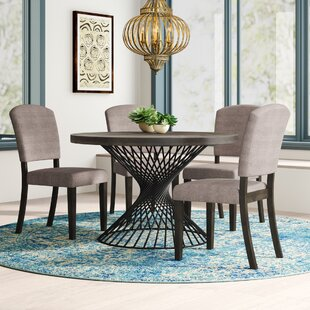 Jason 5 Piece Dining Set Mistana