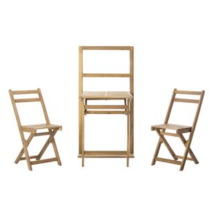 Dayse 3 Piece Bistro Set