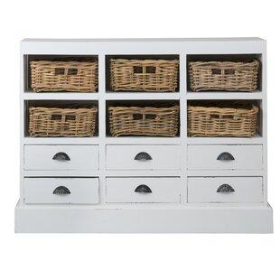 Goulding 6 Drawer And 6 Basket Storage Cabinet