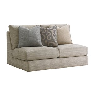 Laurel Canyon Halandale Armless Loveseat by ..