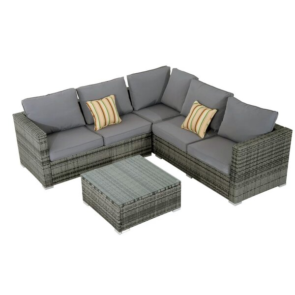 Garden Sofa Sets You Ll Love Wayfair Co Uk