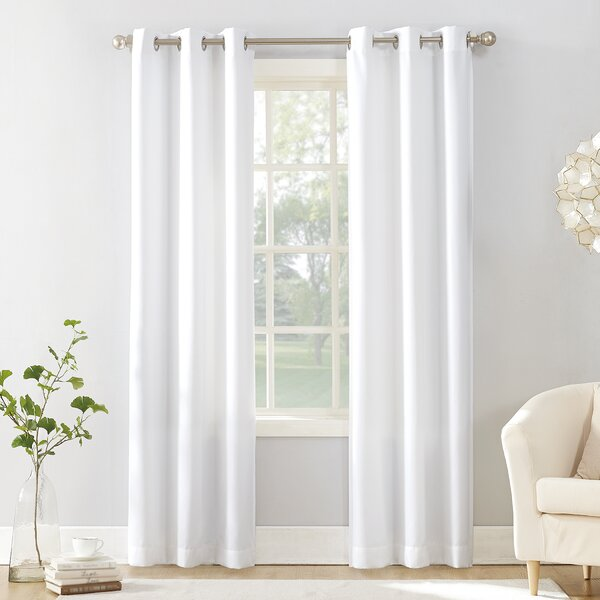Adrieanna Casual Solid Semi-Sheer Grommet Single Curtain Panel  Adrieanna Casual Solid Semi-Sheer Grommet Single Curtain Panel  Adrieanna Casual Solid Semi-Sheer Grommet Single Curtain Panel  Adrieanna Casual Solid Semi-Sheer Grommet Single Curtain Panel  Adrieanna Casual Solid Semi-Sheer Grommet Single Curtain Panel Adrieanna Casual Solid Semi-Sheer Grommet Single Curtain Panel