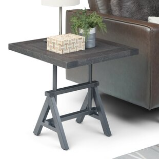 Chumasero End Table by Williston Forge