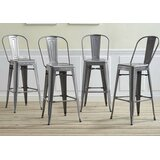 Pedro 30 Bar Stool (Set of 4) by Laurel Foundry Modern Farmhouse