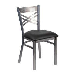 Anissa X Back Dining Chair Winston Porter