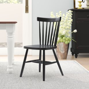 Sofia Arrowback Solid Wood Dining Chair August Grove