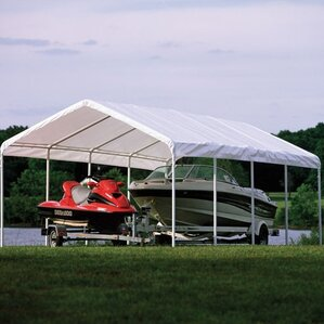 Super Max 18 Ft. x 30 Ft. Canopy by Shelt..