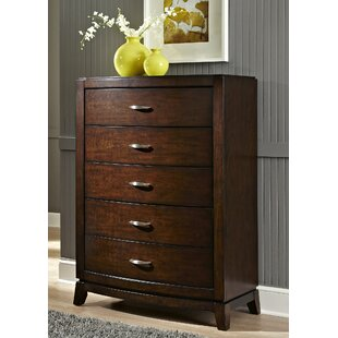 Loveryk 5 Drawer Chest
