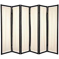 72 x 84 Helsinki Shoji 6 Panel Room Divider by Oriental Furniture