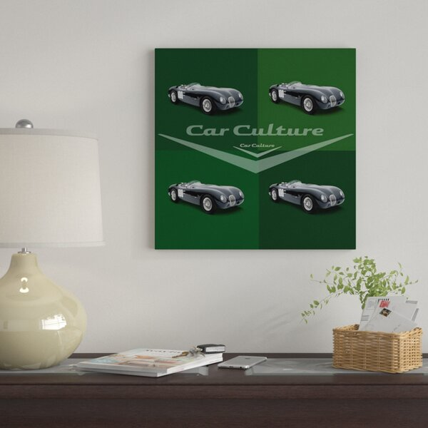 Race Car Art Wayfair