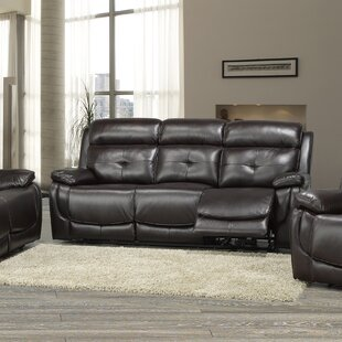 Lounsbury Reclining Sofa by Red Barrel Studio #1