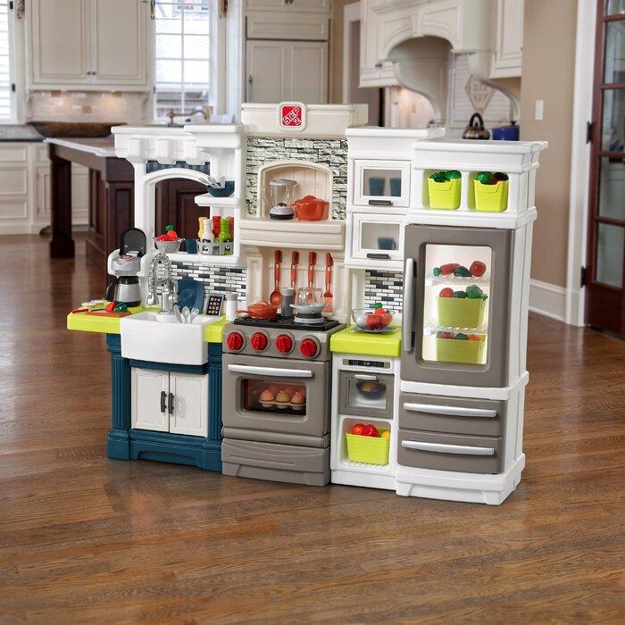 Elegant Edge Kitchen Set