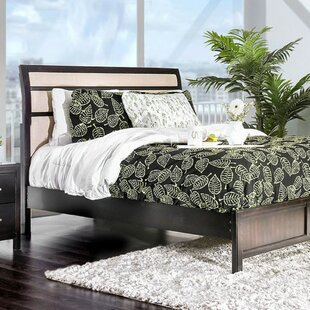 Sanroman Upholstered Platform Bed
