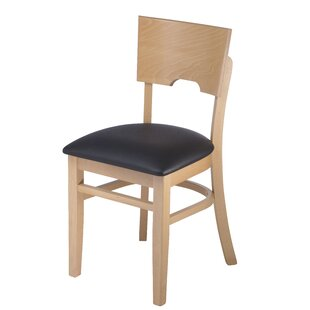 Read Side Chair with Upholstered Seat (Set of 2)