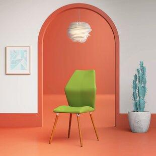 Zelaya Upholstered Side Chair Set of 2