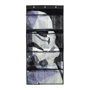 Looking for Star Wars 8 Pair Overdoor Shoe Organizer By Everything Mary