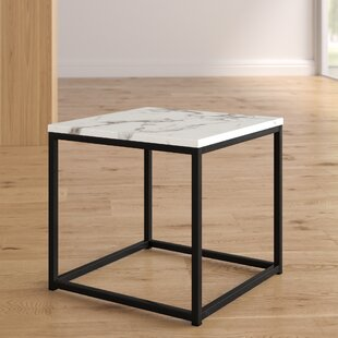 Best Reviews Crespin End Table By Wrought Studio