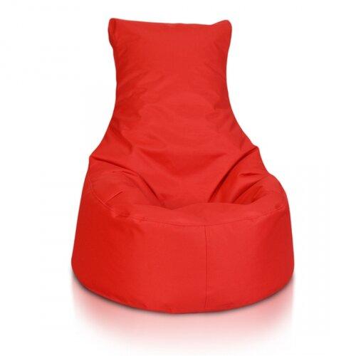 Sitzsack Eustache | Wohnzimmer > Sessel > Sitzsaecke | Rot | Polyester | Home & Haus
