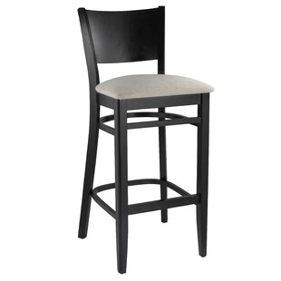 Irons 30 Bar Stool by Winston Porter Comparisont