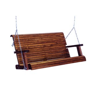 Poulos Low Back Porch Swing