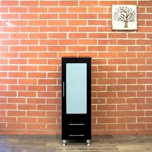 Siobhan Modern Side 15.7 W x 47.7 H Cabinet by Latitude Run