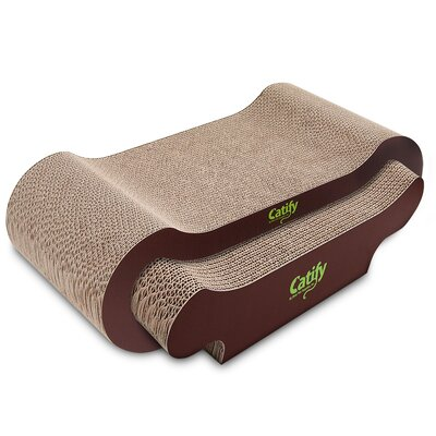 2 Piece Lounger Cat Scratching Board I Set Best Pet Supplies