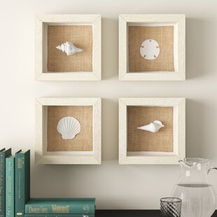 Sea Shell Wall Decor Birch Lane