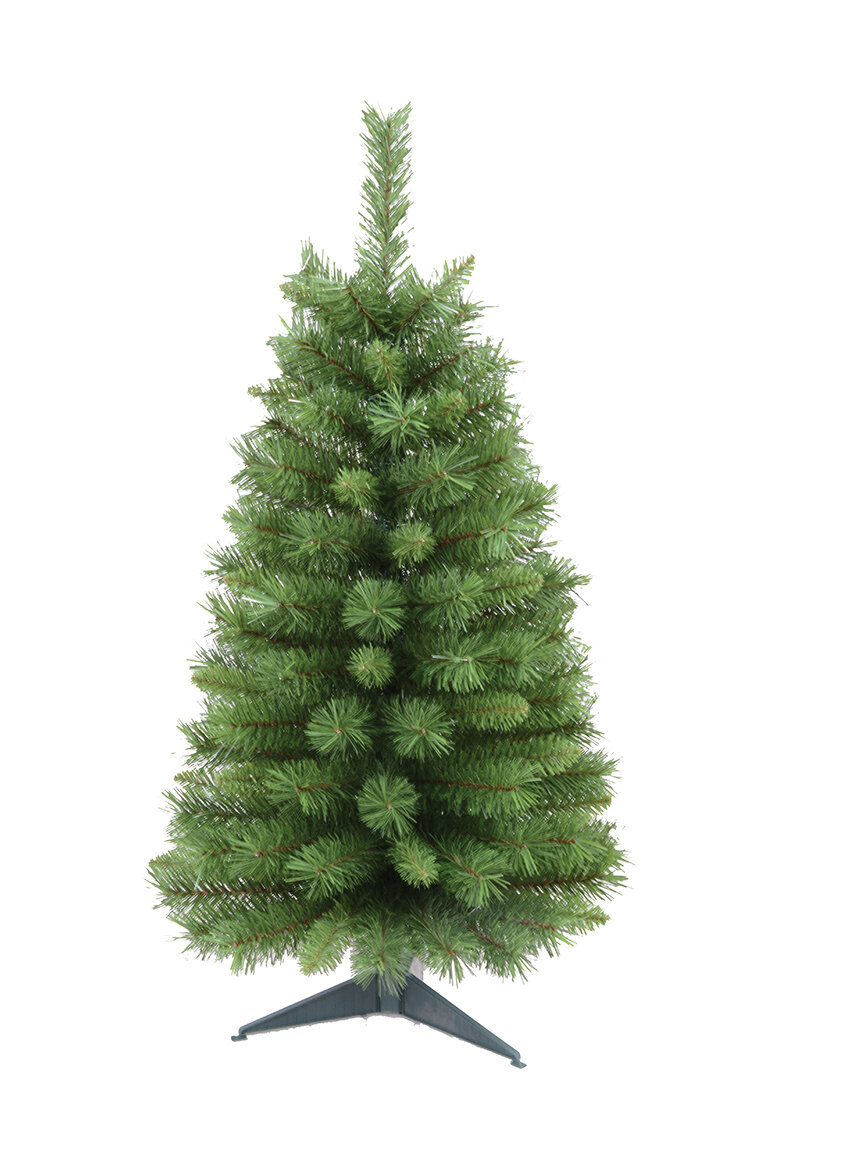 Artificial Christmas Tree Stand.3 Green Pine Artificial Christmas Tree With Stand