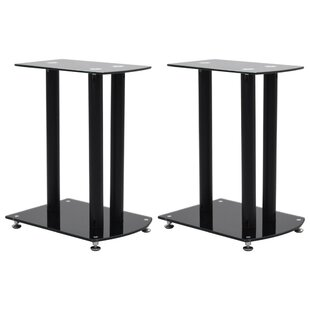 18 Fixed Height Speaker Stand Set of 2