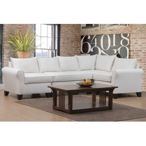 Adelina Sectional Collection  sc 1 st  Wayfair : deep sectional sofas - Sectionals, Sofas & Couches