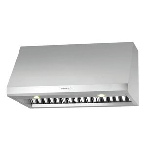 36 Professional Series 1000 CFM Ducted Under Cabinet Range Hood