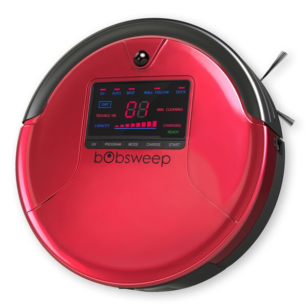 B Obsweep Pet Hair Robotic Vacuum Cleaner And Mop & Reviews by B Obsweep