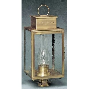 Affordable Wildes 1-Light Lantern Head By Breakwater Bay