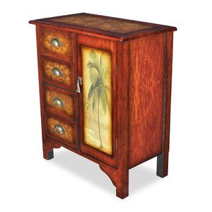 Luca 1 Door Accent Cabinet