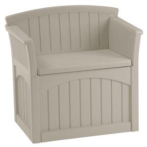 Resin Storage Bench