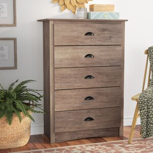 June 5 Drawer Chest by Laurel Foundry Modern Farmhouse