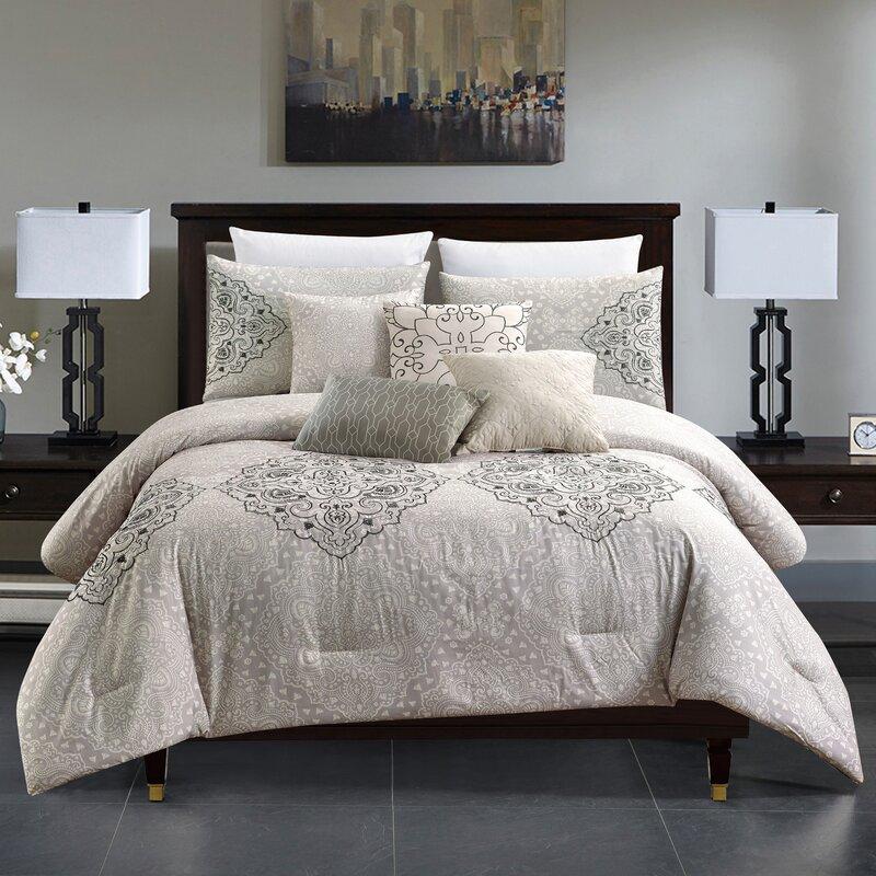 Homechoice International Group Comforter Set Wayfair